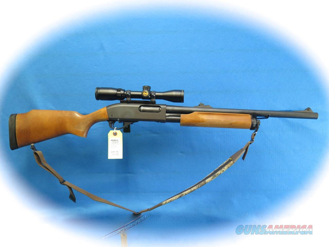 Remington Model 870 Express Magnum 12 Ga. Pump Shotgun  Rifled Slug  BBL **Used**  Guns > Shotguns > Remington Shotguns  > Pump > Hunting