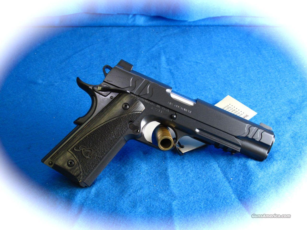 Kimber sis custom rl 1911 45 acp guns gt pistols gt kimber of america