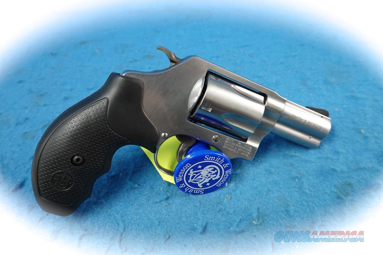 Smith & Wesson Model 60 .357 Mag SS Revolver **New**  Guns > Pistols > Smith & Wesson Revolvers > Small Frame ( J )