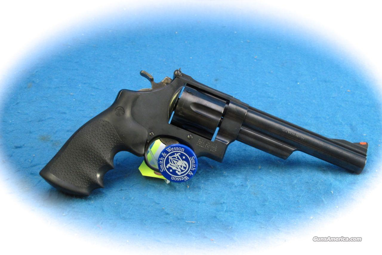 Smith & Wesson Model 29-6 .44 Mag Revolver **Used**  Guns > Pistols > Smith & Wesson Revolvers > Full Frame Revolver