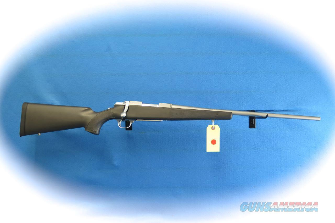 Browning A-Bolt II Stainless Stalker 7mm-08 Rem Cal **As New**  Guns > Rifles > Browning Rifles > Bolt Action > Hunting > Stainless