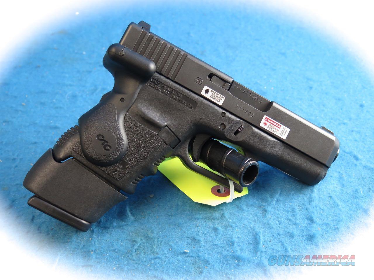 Glock Model 30 Gen 3 .45 ACP Pistol W/CTC Laser **Used**  Guns > Pistols > Glock Pistols > 29/30/36