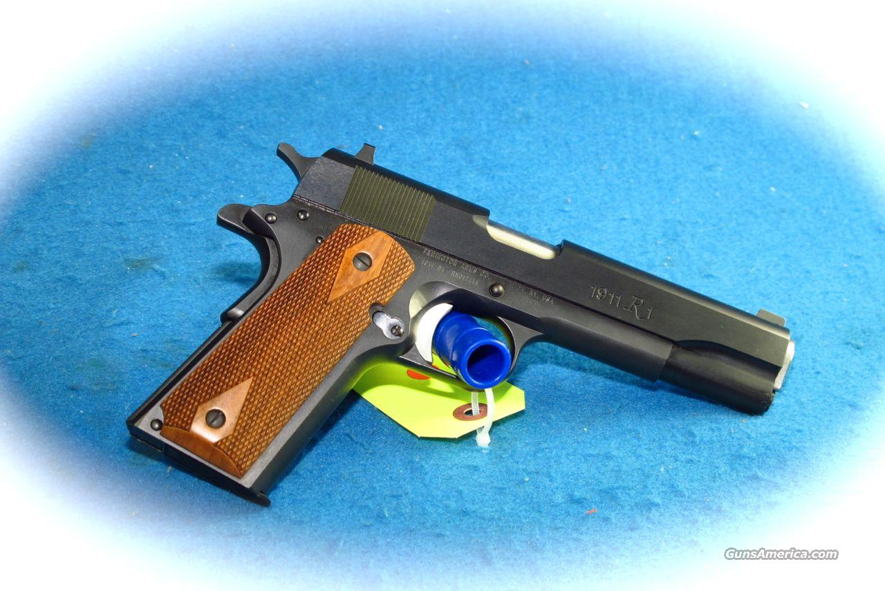 Remington R1 1911 .45 ACP Pistol **Used**  Guns > Pistols > Remington Pistols - Modern