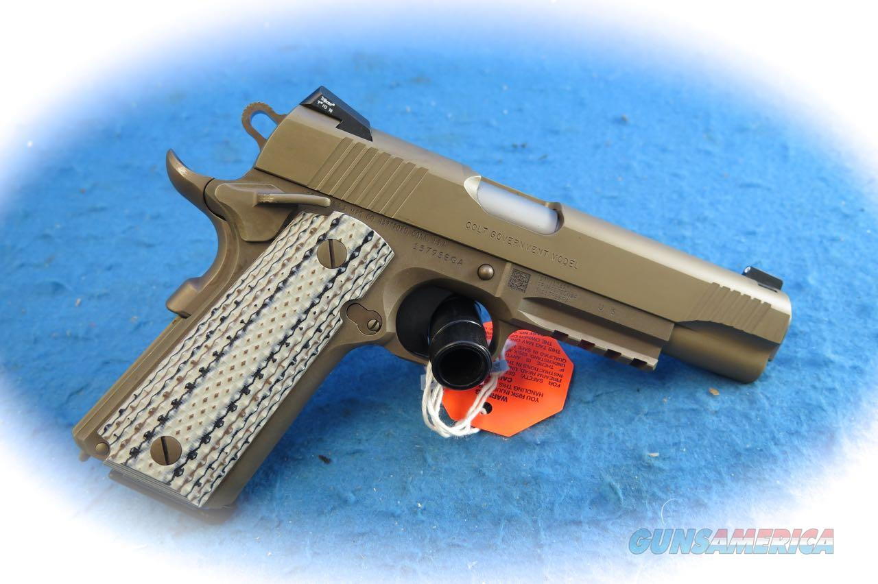 Colt 1911 M45A1 .45 ACP Pistol Model O1070M45 **New**  Guns > Pistols > Colt Automatic Pistols (1911 & Var)
