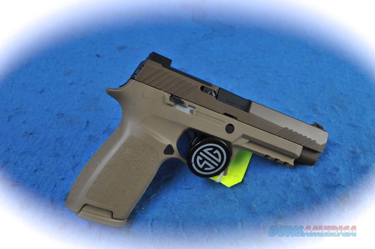 Sig Sauer P320 M17 9mm Semi Auto Pistol Model 320F-9-M17 **New**  Guns > Pistols > Sig - Sauer/Sigarms Pistols > P320