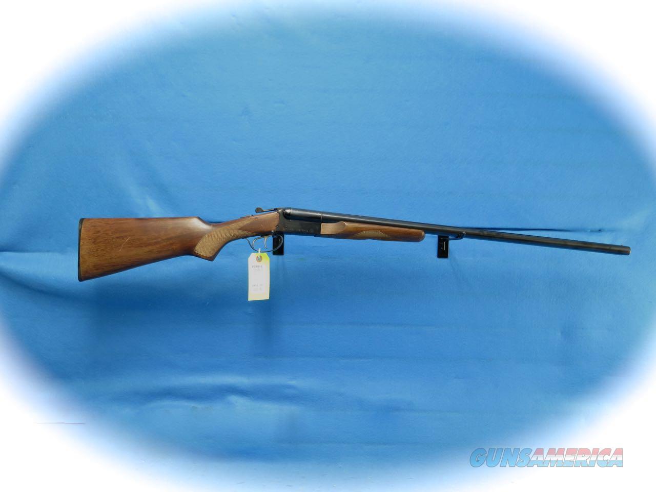 Stoeger Uplander 20 Ga. SxS Double Barrel Shotgun **Used**  Guns > Shotguns > Stoeger Shotguns