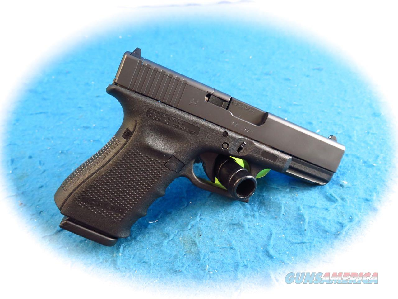 Glock Model 19 Gen 4 MOS 9mm Pistol **New**  Guns > Pistols > Glock Pistols > 19