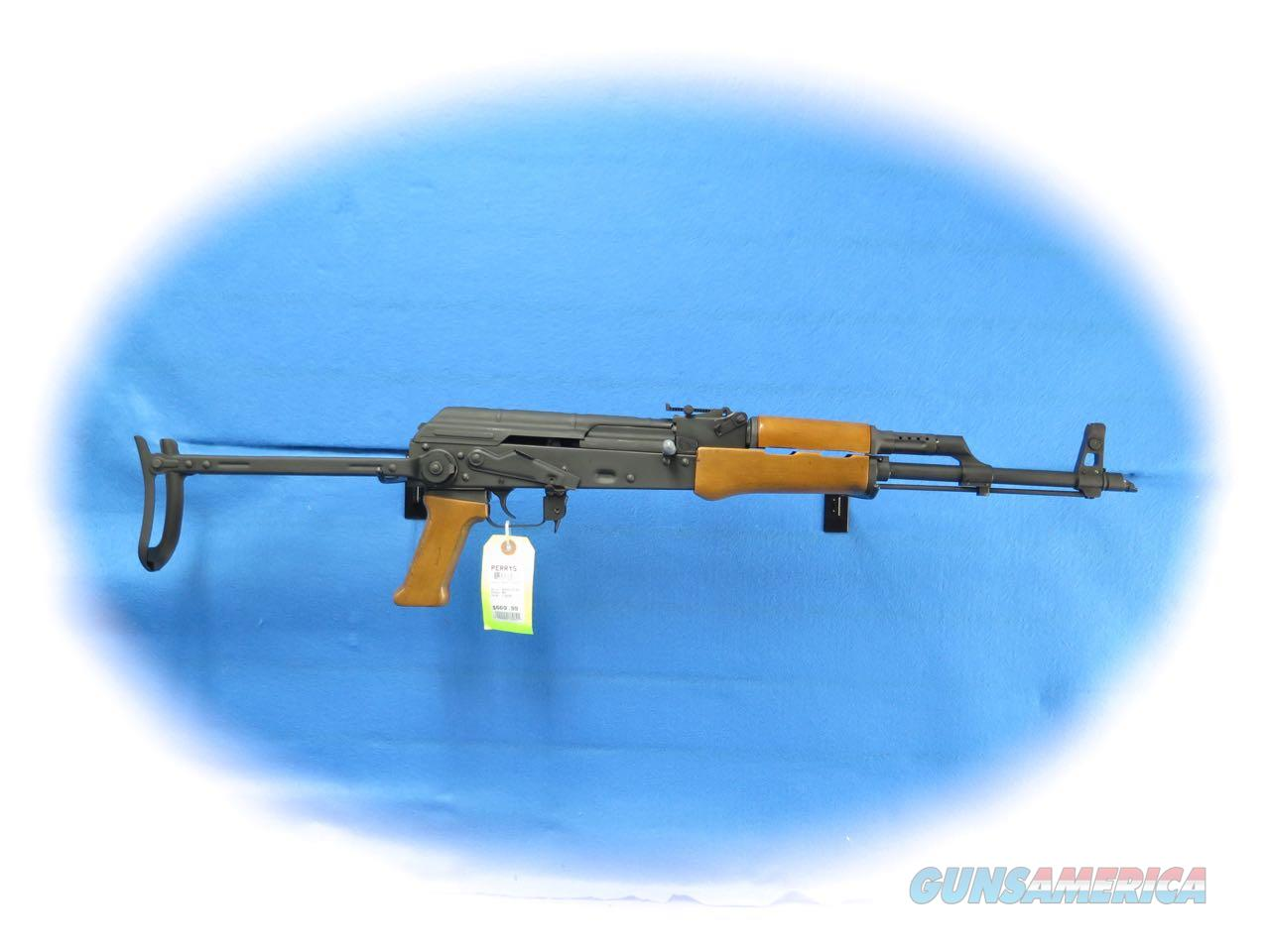 Century ARMS AK63DS Semi Auto Rifle 7.62x39MM **New**  Guns > Rifles > Century International Arms - Rifles > Rifles