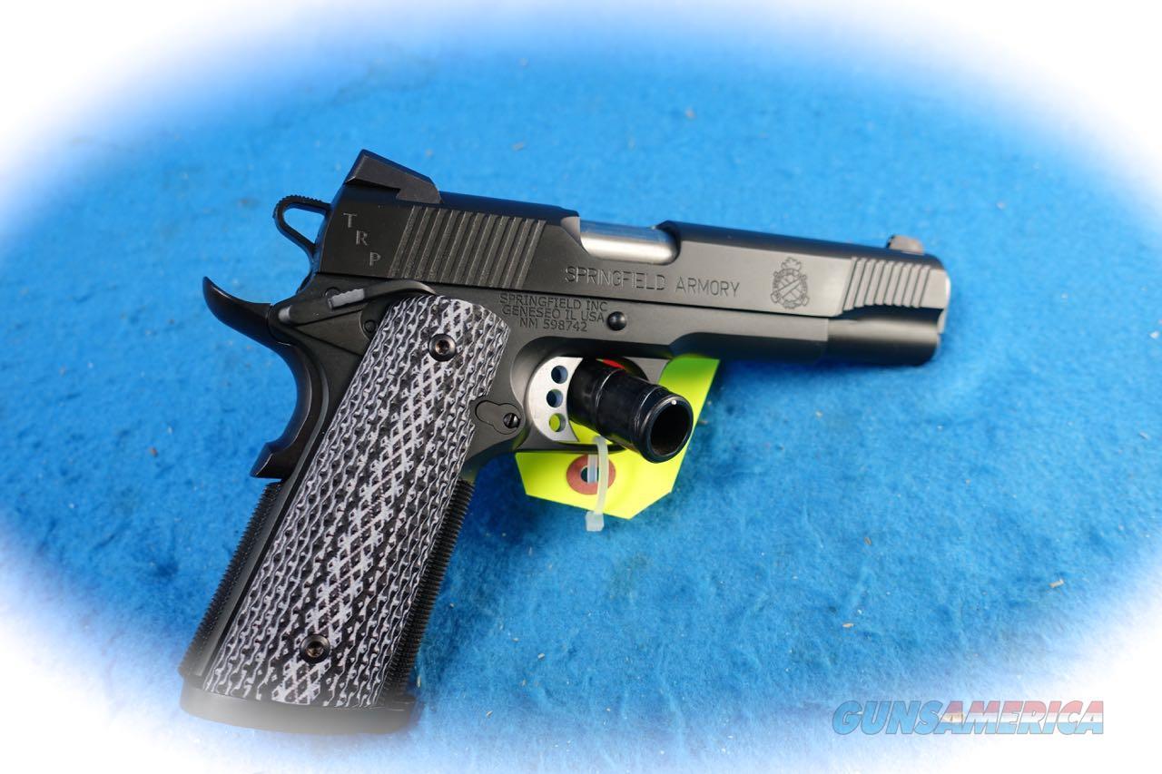 Springfield Armory 1911 Service Black .45 ACP Pistol PC9108L18 **New**  Guns > Pistols > Springfield Armory Pistols > 1911 Type