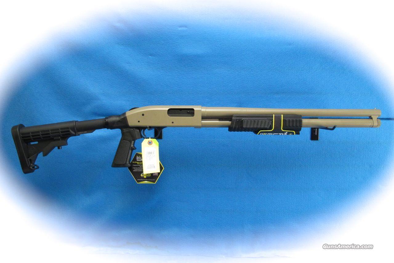 **SALE** Mossberg Flex 500 12 Ga. Pump Shotgun **New**  Guns > Shotguns > Mossberg Shotguns > Pump > Tactical