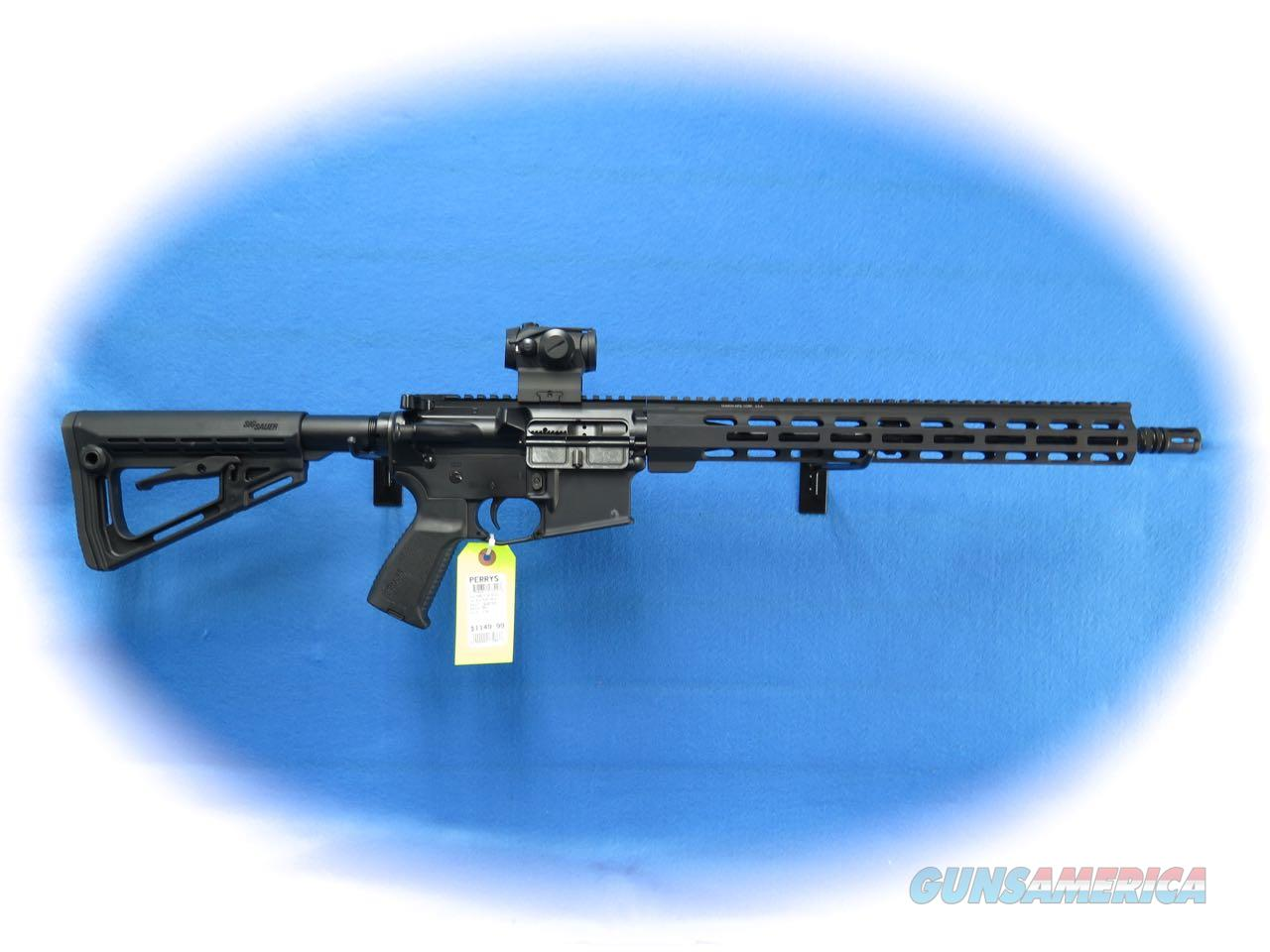 Sig Sauer SIGM400 Elite 5.56mm Semi Auto Rifle **New**  Guns > Rifles > Sig - Sauer/Sigarms Rifles