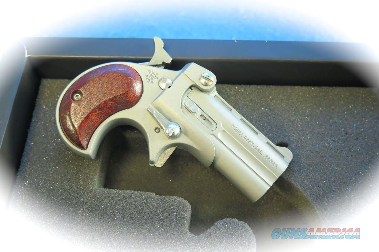 Cobra Model C22M SR .22 Magnum Derringer **Used**  Guns > Pistols > Cobra Derringers