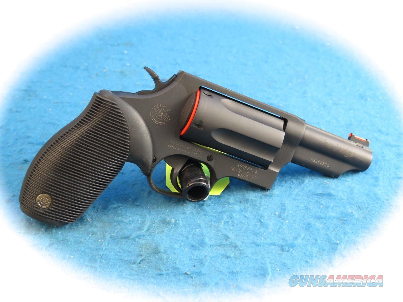 Taurus Judge Revolver .45 Colt/.410 Ga. Model 2-441031T **New**  Guns > Pistols > Taurus Pistols > Revolvers
