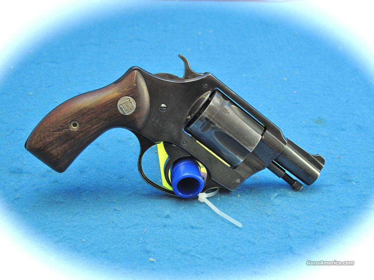 Charter Arms  Undercover 38 Special Revolver **USED**  Guns > Pistols > Charter Arms Revolvers