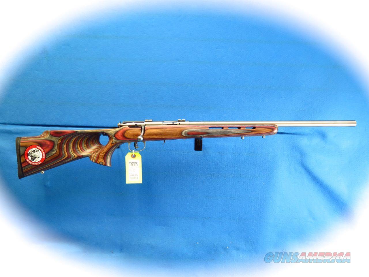 Savage Model 93BTVS Bolt Rifle 22WMR SS Heavy BBL **New**  Guns > Rifles > Savage Rifles > Rimfire