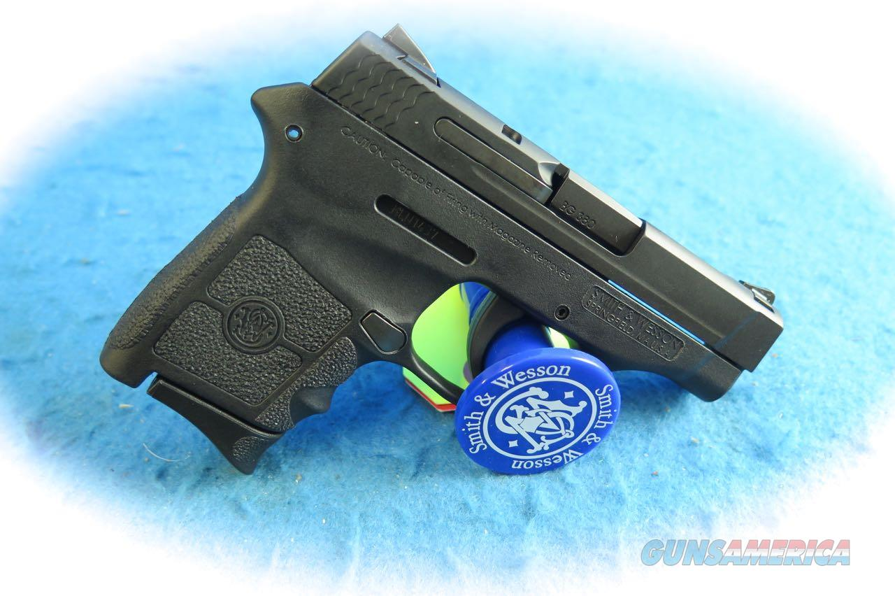 Smith & Wesson M&P Bodyguard 380 Pistol No Laser/ No TS **New** ON Sale  Guns > Pistols > Smith & Wesson Pistols - Autos > Polymer Frame