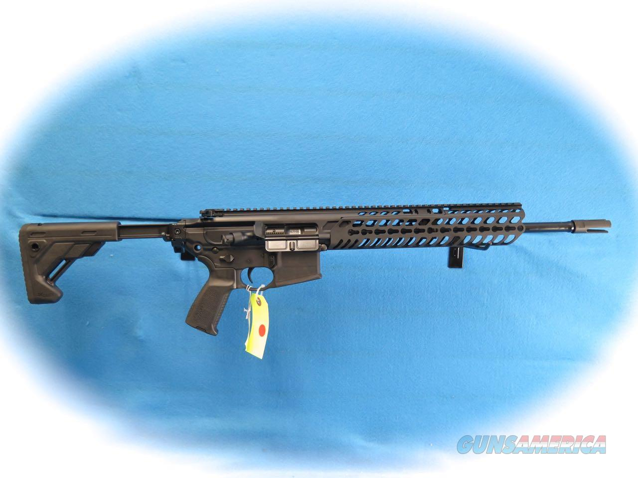 Sig Sauer MCX Semi Auto Rifle .300 BlkOut Cal **New**  Guns > Rifles > Sig - Sauer/Sigarms Rifles