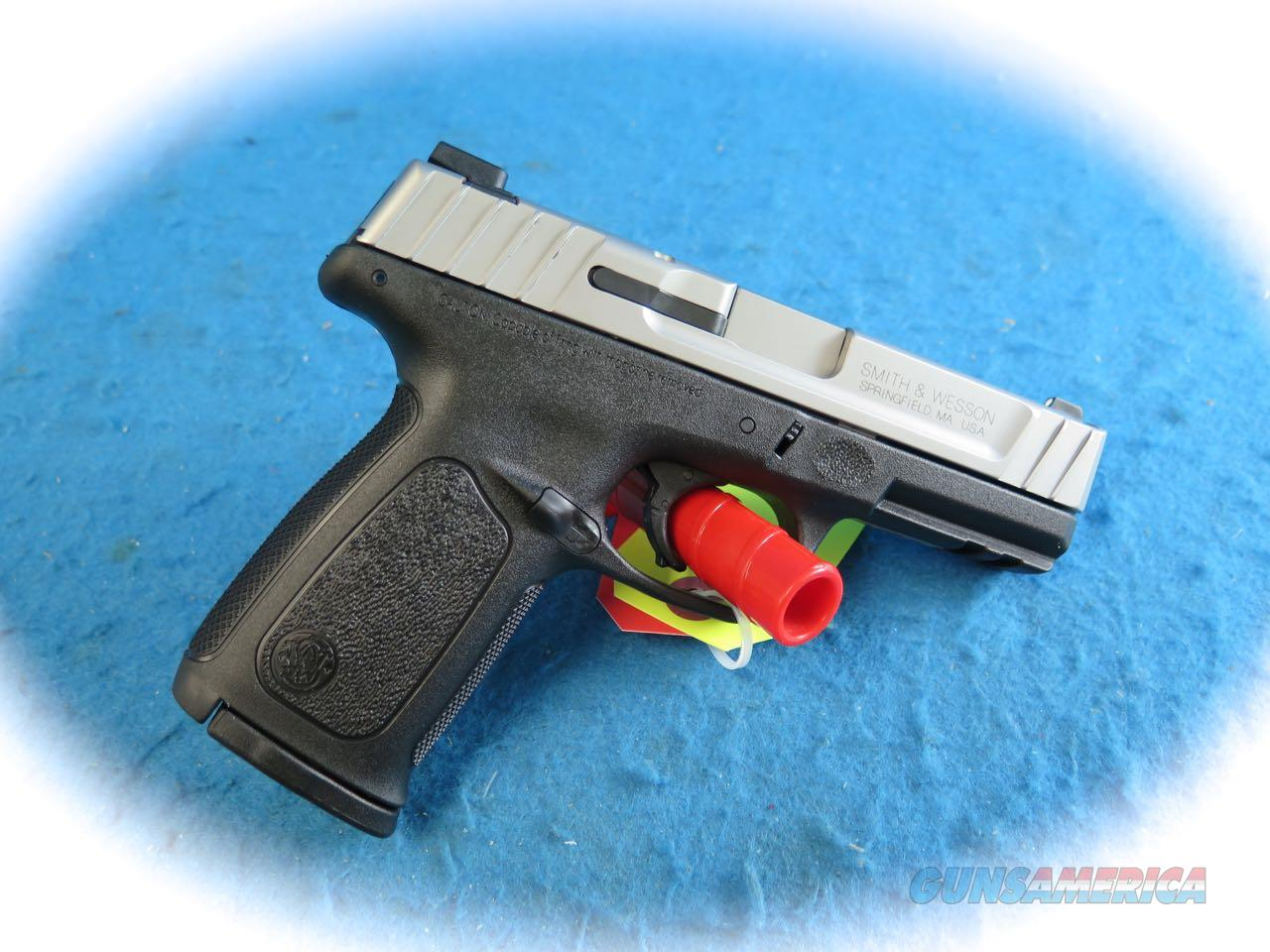 Smith & Wesson SD9 VE 9mm Semi Auto Pistol **New** On Sale  Guns > Pistols > Smith & Wesson Pistols - Autos > Polymer Frame
