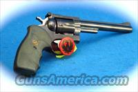 Ruger Security Six .357 Mag Revolver 6 Inch BBl. **Used**  Ruger Double Action Revolver > Security Six Type