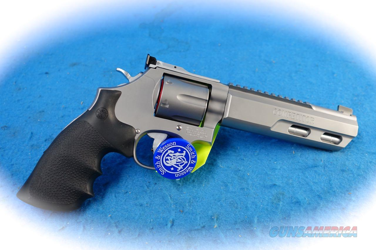 Smith & Wesson Performance Center 686 Competitor .357 Mag Revolver **New**  Guns > Pistols > Smith & Wesson Revolvers > Performance Center