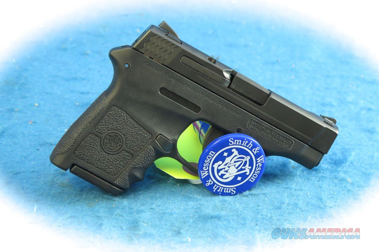 Smith & Wesson Bodyguard380 .380 ACP Pistol NO Laser **Used**  Guns > Pistols > Smith & Wesson Pistols - Autos > Polymer Frame
