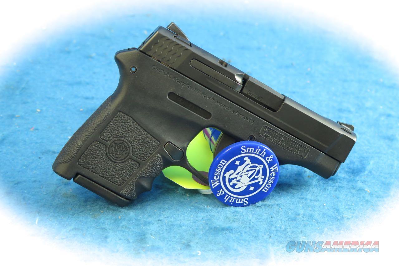 Smith & Wesson Bodyguard380 .380 ACP Pistol NO Laser **Used**  Guns > Pistols > Smith & Wesson Pistols - Autos > Polymer Frame