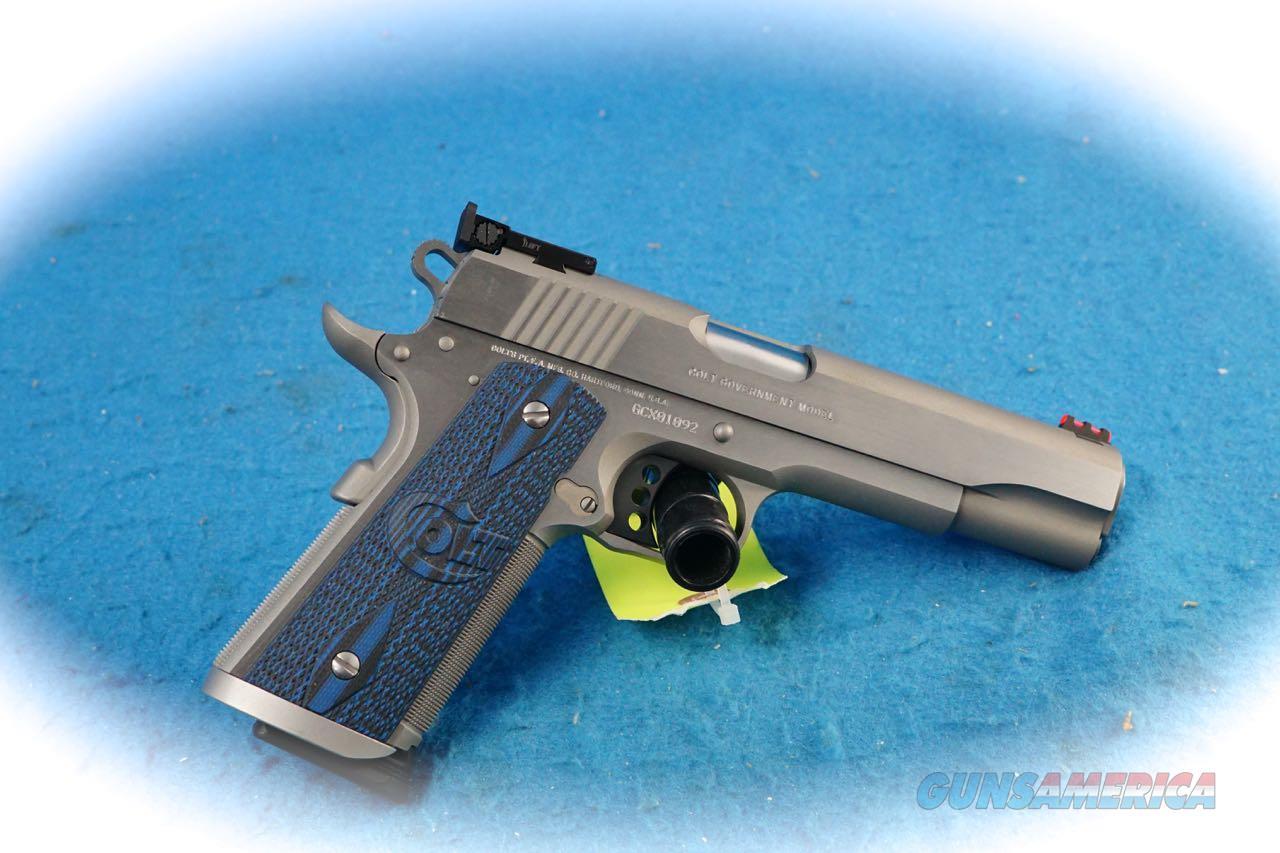 Colt 1911 Gold Cup Trophy .45 ACP Pistol Model O5070XE **New**  Guns > Pistols > Colt Automatic Pistols (1911 & Var)