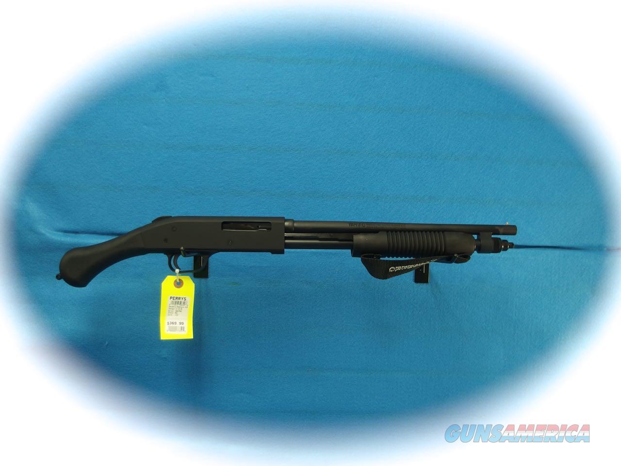 Mossberg 590 Shockwave .410 Ga. Pump Shotgun **New**  Guns > Shotguns > Mossberg Shotguns > Pump > Tactical