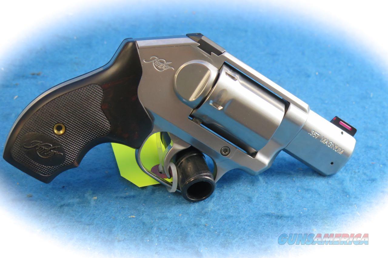 Kimber K6S DCR SS .357 Mag Revolver Model  3400009 **New**  Guns > Pistols > Kimber of America Pistols > Revolvers