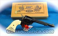 Heritage Rough Rider NC Civil War 150th Anniv Commemorative SA Revolver **New**  H Misc Pistols