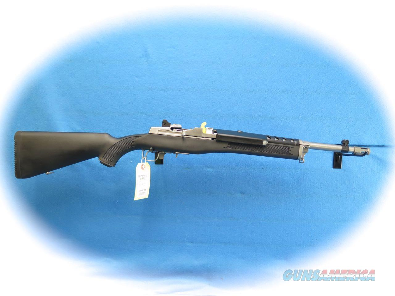 Ruger Mini-Thirty 7.62MMx39 Semi Auto SS Rifle Model 5868 **New**  Guns > Rifles > Ruger Rifles > Mini-14 Type