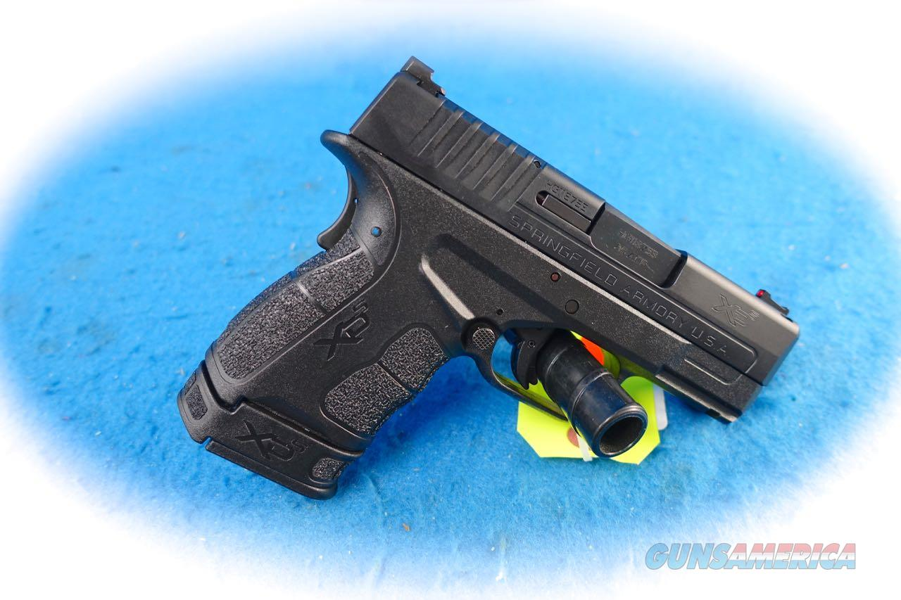 Springfield Armory XD-s Mod2 3.3 .45 ACP Pistol **New**  Guns > Pistols > Springfield Armory Pistols > XD-S