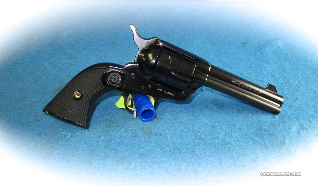 Taurus Single Action Army .45 Colt Revolver **Used**  Guns > Pistols > Taurus Pistols/Revolvers > Revolvers
