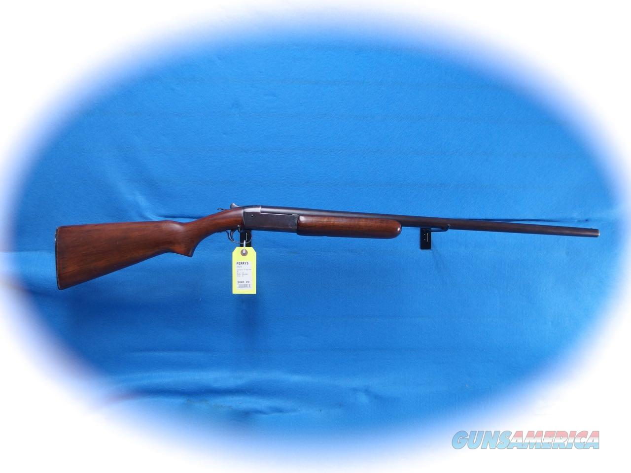 **PRICE REDUCED** Winchester Model 37 Single Bbl 16 Ga. Shotgun **Used**  Guns > Shotguns > Winchester Shotguns - Modern > Bolt/Single Shot