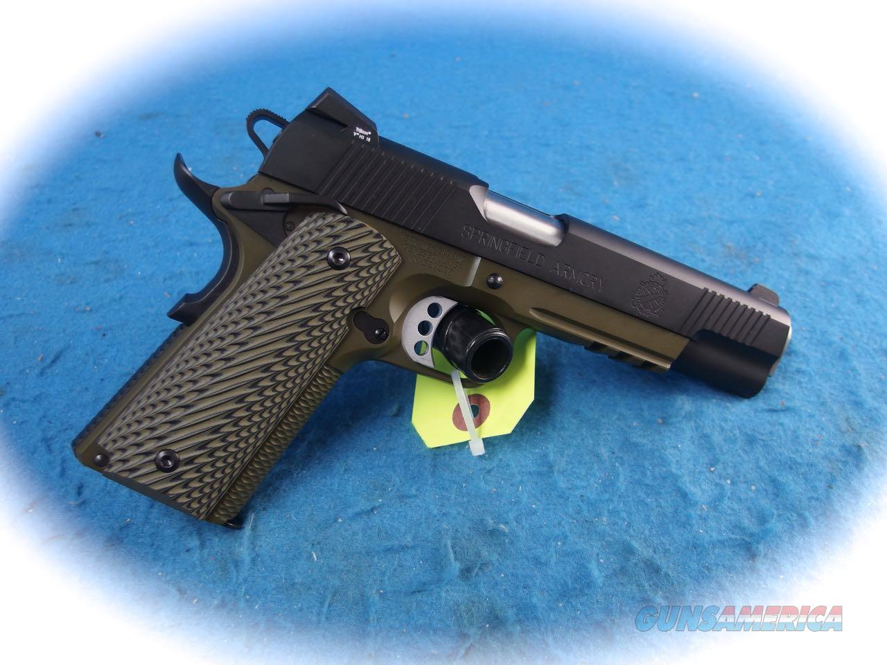 Springfield Armory 1911 Loaded MC Operator .45 ACP Pistol PX9110ML18 **New**  Guns > Pistols > Springfield Armory Pistols > 1911 Type