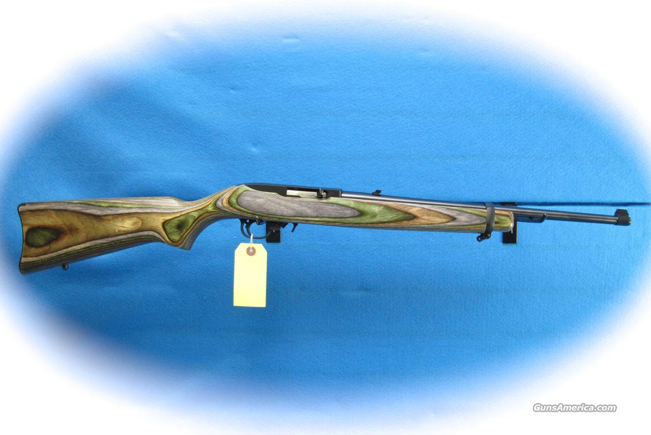 Ruger 10/22 Green Mountain Laminate .22LR Rifle **New**  ON SALE  Guns > Rifles > Ruger Rifles > 10-22