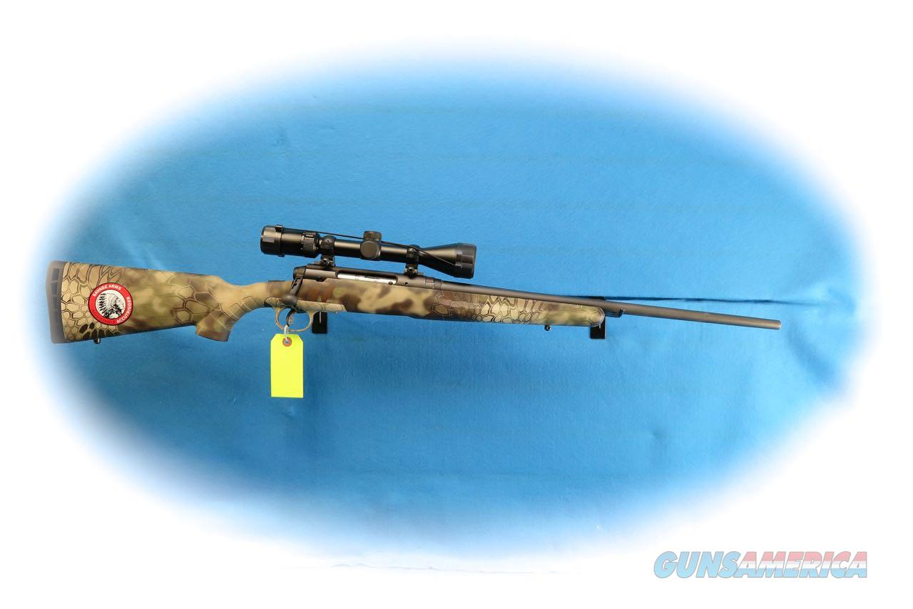 Savage Axis XP II Bolt Action .243 Win Rifle/Scope Pkg **New**  Guns > Rifles > Savage Rifles > Axis