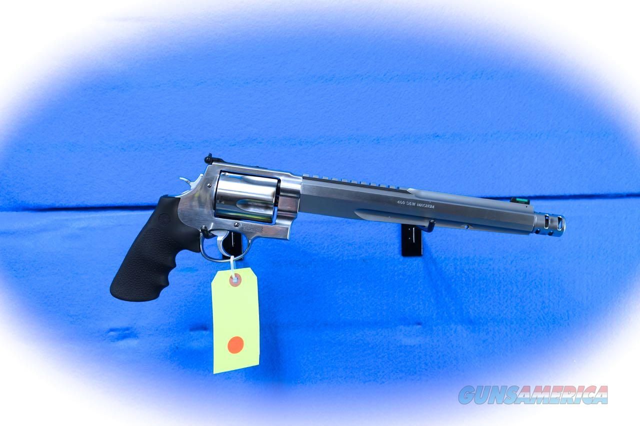 Smith & Wesson Model 460 XVR SS .460 Cal Revolver **Used**  Guns > Pistols > Smith & Wesson Revolvers > Performance Center