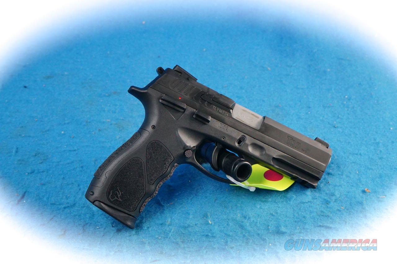 Taurus TH9 9mm Semi Auto DA/SA Pistol **New**  Guns > Pistols > Taurus Pistols > Semi Auto Pistols > Polymer Frame