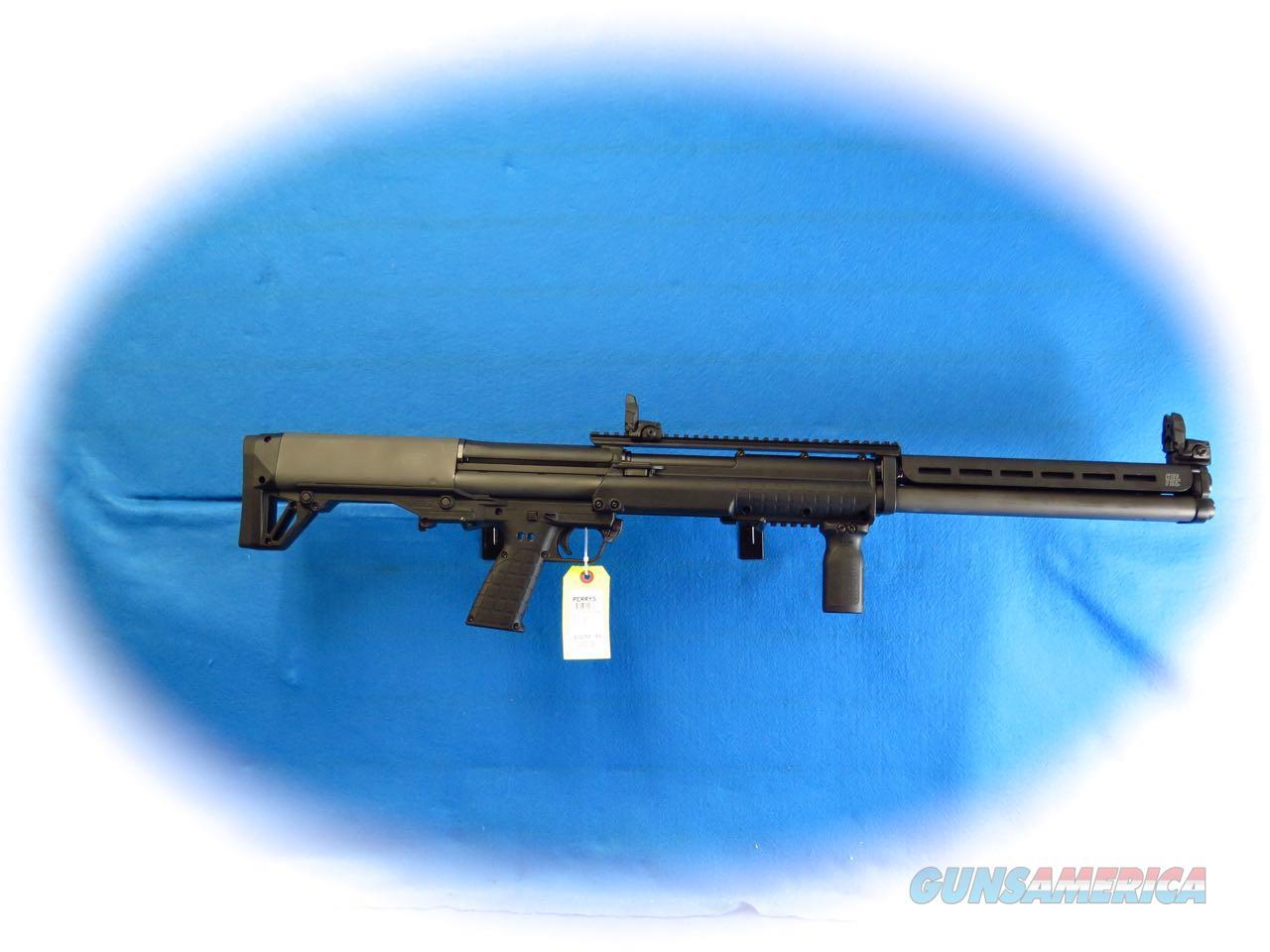 Kel-Tec KSG 12 Ga. Pump Shotgun Model KTKSG25BLK **New**  Guns > Shotguns > Kel-Tec Shotguns > KSG