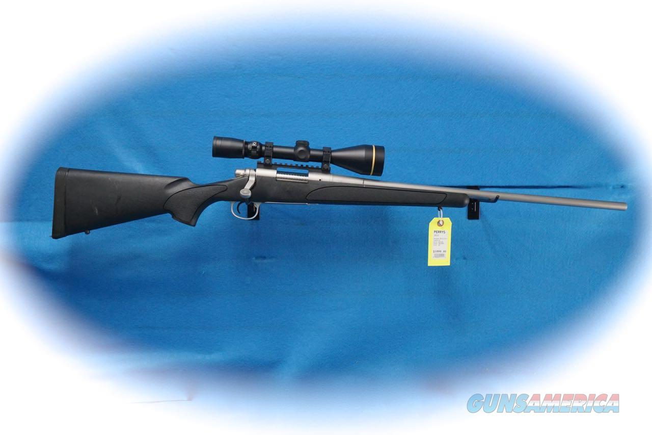 **PRICE REDUCED** Remington Model 700 Bolt Action Rifle .243 Win Cal W/ Leupold Scope **Used**  Guns > Rifles > Remington Rifles - Modern > Model 700 > Sporting