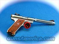 Ruger Mark III Hunter 22 LR SS 6.5 Inch Barrel **NEW**  Guns > Pistols > Ruger Semi-Auto Pistols > Mark I & II Family