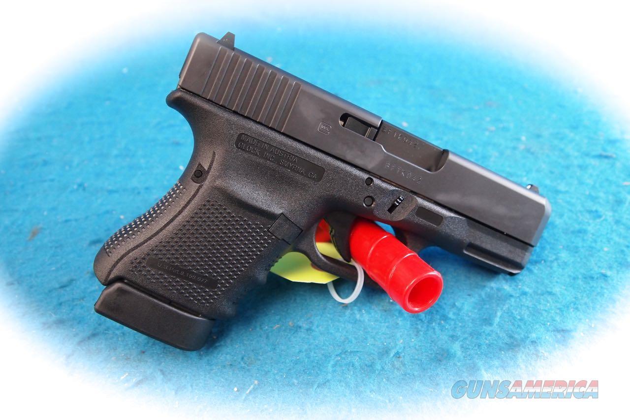 Glock Model 30 Gen 4 .45 ACP Pistol **New**  Guns > Pistols > Glock Pistols > 29/30/36