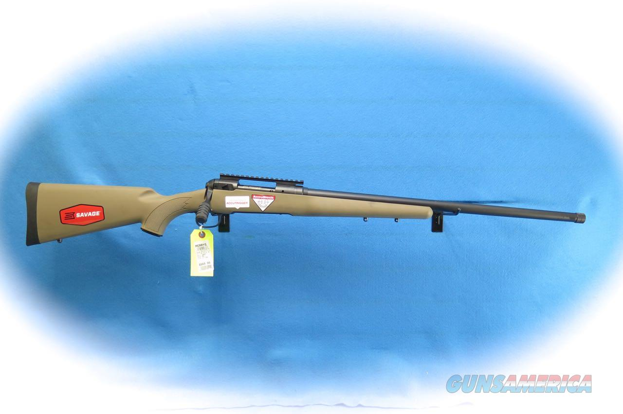 Savage Model 10FCP- SR FDE 6.5 Creedmoor Cal Bolt Action Rifle W/TB **New**  Guns > Rifles > Savage Rifles > 10/110
