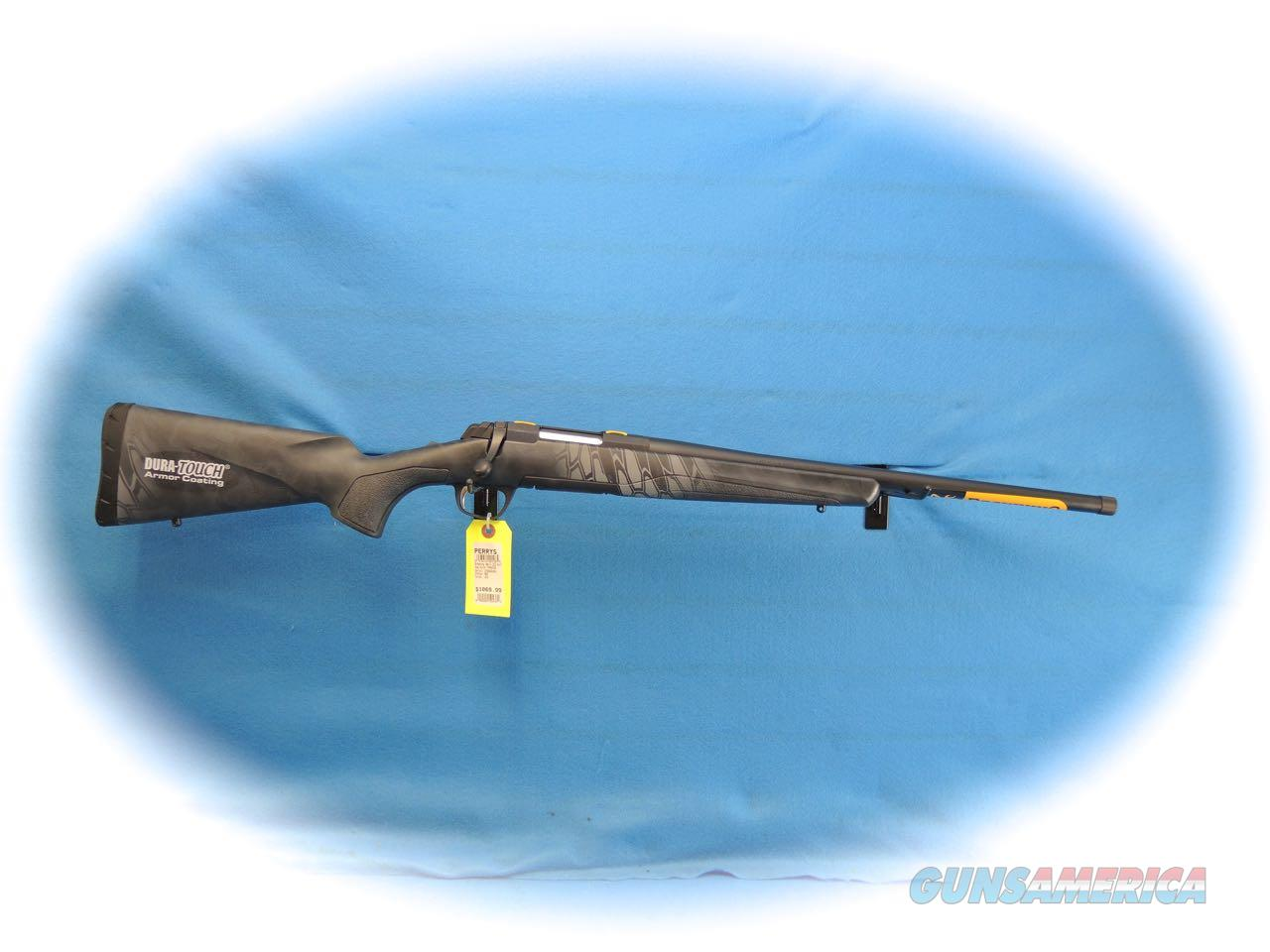 Browning X-Bolt Stalker Typhon Suppressor Ready .223 Rem Bolt Action Rifle **New**  Guns > Rifles > Browning Rifles > Bolt Action > Hunting > Blue