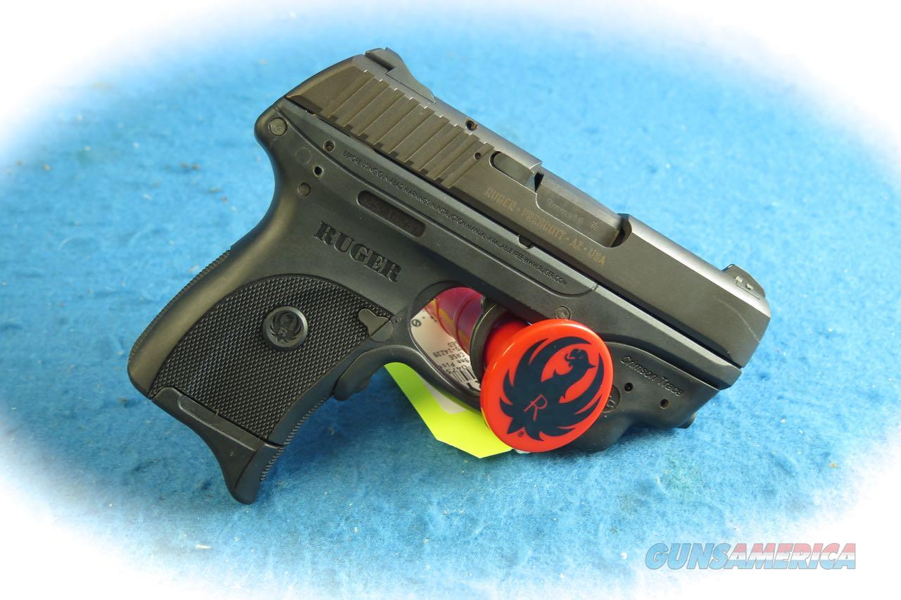 Ruger LC9 9mm Semi Auto Pistol w/Thumb Safety W/ Laser **Used**  Guns > Pistols > Ruger Semi-Auto Pistols > LC9