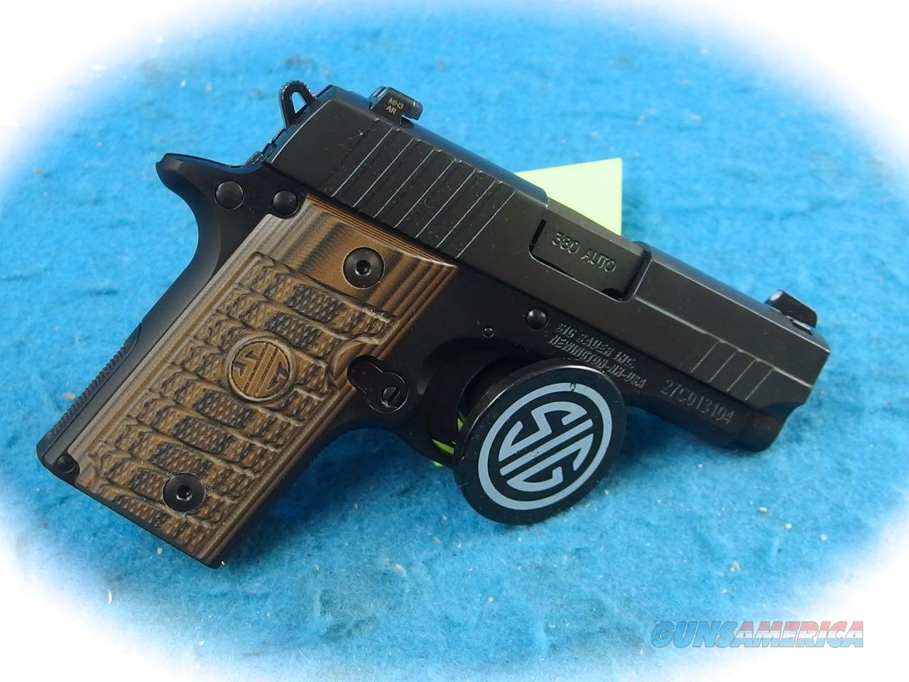 Sig Sauer P238 Select Micro Compact .380 Pistol **New**  Guns > Pistols > Sig - Sauer/Sigarms Pistols > P238