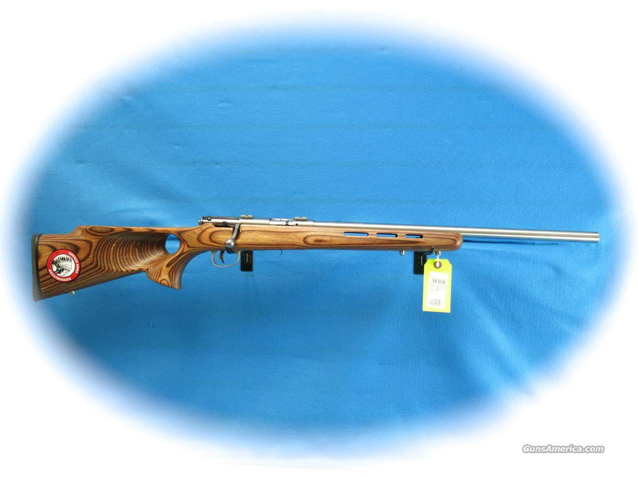 **SALE!!** Savage Arms Mark II BTVS .22LR Bolt Action Rifle **New**  Guns > Rifles > Savage Rifles > Accutrigger Models > Sporting