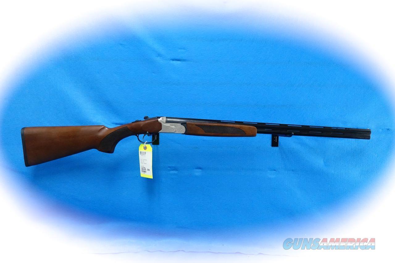 Mossberg Silver Reserve II .410 Gauge O/U Shotgun Model 75417 **New**  Guns > Shotguns > Mossberg Shotguns > Over/Under