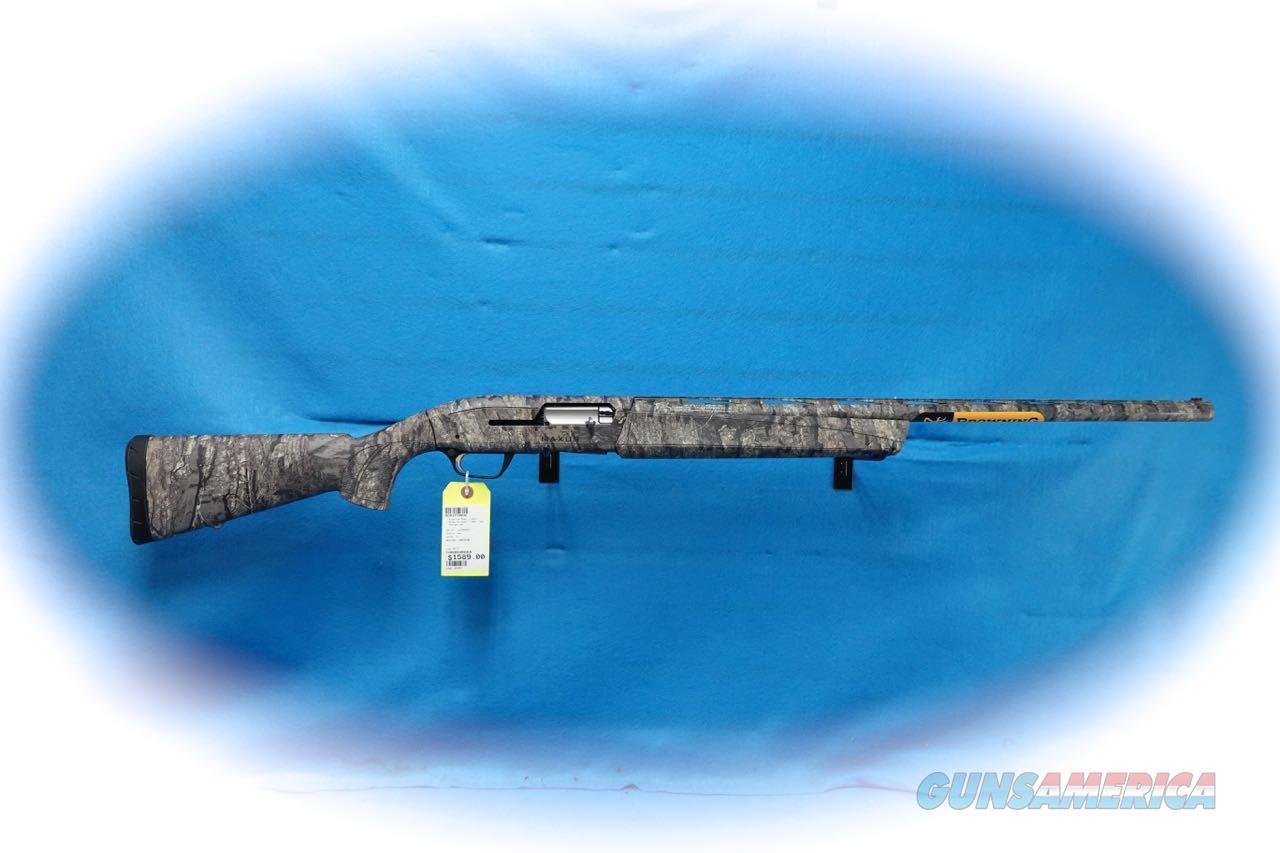 Browning Maxus 12 Ga. Semi Auto Shotgun Realtree Timber **New**  Guns > Shotguns > Browning Shotguns > Autoloaders > Hunting